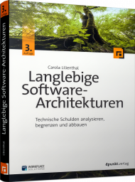 Langlebige Software-Architekturen, ISBN: 978-3-86490-729-6, Best.Nr. DP-729, erschienen 12/2019, € 34,90