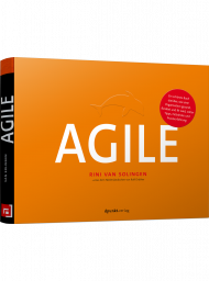 Agile, ISBN: 978-3-86490-738-8, Best.Nr. DP-738, erschienen 07/2020, € 26,90