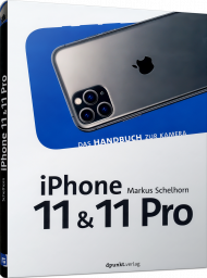 iPhone 11 & 11 Pro, ISBN: 978-3-86490-742-5, Best.Nr. DP-742, erschienen 03/2020, € 22,90
