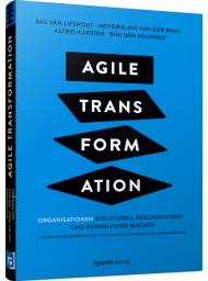 Agile Transformation, ISBN: 978-3-86490-777-7, Best.Nr. DP-777, erschienen 12/2020, € 32,90