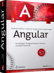 Angular, ISBN: 978-3-86490-779-1, Best.Nr. DP-779, erschienen 10/2020, € 36,90