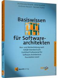 Basiswissen für Softwarearchitekten, ISBN: 978-3-86490-781-4, Best.Nr. DP-781, erschienen 08/2020, € 32,90