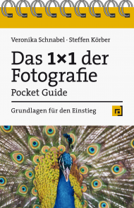 Das 1x1 der Fotografie - Pocket Guide, ISBN: 978-3-86490-789-0, Best.Nr. DP-789, erschienen 10/2020, € 12,95