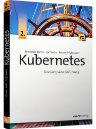 Kubernetes, ISBN: 978-3-86490-803-3, Best.Nr. DP-803, erschienen 01/2021, € 34,90