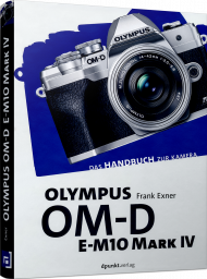 Olympus OM-D E-M10 Mark IV, ISBN: 978-3-86490-823-1, Best.Nr. DP-823, erschienen 03/2021, € 34,90