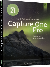 Capture One Pro, ISBN: 978-3-86490-838-5, Best.Nr. DP-838, erschienen 03/2021, € 42,90