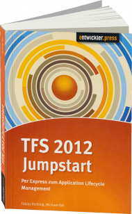TFS 2012 Jumpstart, Best.Nr. EP-20861, € 39,90