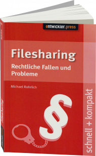 Filesharing schnell + kompakt, ISBN: 978-3-86802-091-5, Best.Nr. EP-20915, erschienen 01/2013, € 5,95