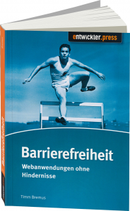 Barrierefreiheit, Best.Nr. EP-20953, € 24,90