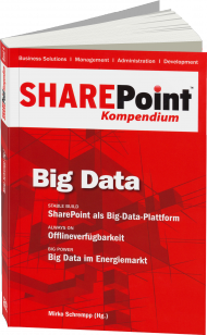 SharePoint Kompendium Bd. 4: Big Data, Best.Nr. EP-21127, € 12,90