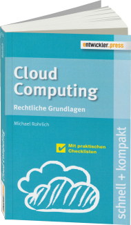 Cloud Computing schnell + kompakt, Best.Nr. EP-21158, € 12,90
