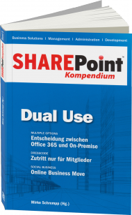 SharePoint Kompendium Band 5: Dual Use, ISBN: 978-3-86802-120-2, Best.Nr. EP-21202, erschienen 04/2014, € 12,90