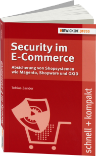 Security im E-Commerce schnell + kompakt, Best.Nr. EP-21295, € 9,95
