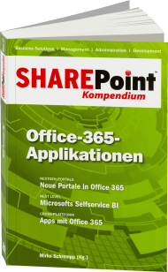 SharePoint Kompendium Band 10: Office-365-Applikationen, ISBN: 978-3-86802-141-7, Best.Nr. EP-21417, erschienen 07/2015, € 12,90