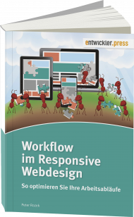 Workflow im Responsive Webdesign, Best.Nr. EP-21486, € 34,90