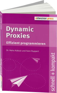 Dynamic Proxies schnell + kompakt, Best.Nr. EP-21530, € 12,90