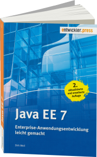 Java EE 7, Best.Nr. EP-21578, € 39,90