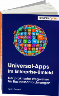 Universal-Apps im Enterprise-Umfeld, Best.Nr. EP-21660, € 24,90