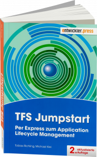 TFS Jumpstart, ISBN: 978-3-86802-169-1, Best.Nr. EP-21691, erschienen 05/2017, € 39,90