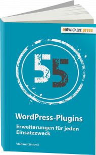 55 WordPress-Plugins, Best.Nr. EP-21714, € 19,90