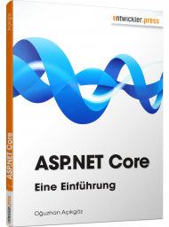 ASP.NET Core, ISBN: 978-3-86802-173-8, Best.Nr. EP-21738, erschienen 02/2017, € 19,90