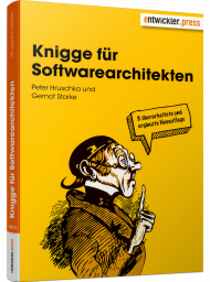 Knigge für Softwarearchitekten, ISBN: 978-3-86802-806-5, Best.Nr. EP-28065, erschienen 05/2018, € 24,90