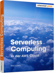 Serverless Computing in der AWS Cloud, ISBN: 978-3-86802-807-2, Best.Nr. EP-28072, erschienen 10/2017, € 29,90