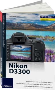 Nikon D3300 - Edition ColorFoto, Best.Nr. FR-60336, € 16,95
