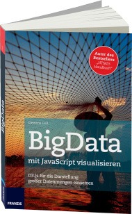 BigData mit JavaScript visualisieren, Best.Nr. FR-60347, € 34,95