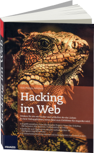 Hacking im Web, Best.Nr. FR-60376, € 40,00