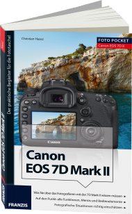 Canon EOS 7D Mark II - Edition ColorFoto, Best.Nr. FR-60377, € 16,95