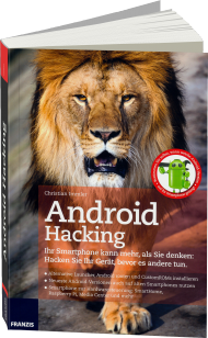 Android Hacking, Best.Nr. FR-60378, € 40,00