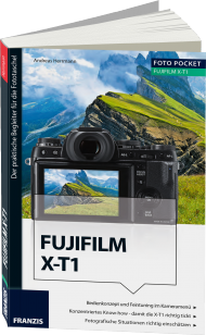 Fujifilm X-T1 - Edition ColorFoto, Best.Nr. FR-60382, € 16,95