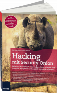 Hacking mit Security Onion, Best.Nr. FR-60496, € 40,00