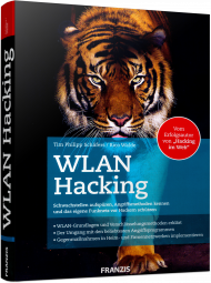 WLAN Hacking, ISBN: 978-3-645-60523-6, Best.Nr. FR-60523, erschienen 01/2018, € 40,00