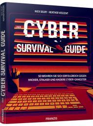Der Cyber Survival Guide, ISBN: 978-3-645-60593-9, Best.Nr. FR-60593, erschienen 10/2018, € 19,95