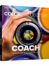 COLOR projects 6 Coach, ISBN: 978-3-645-60606-6, Best.Nr. FR-60606, erschienen 12/2018, € 29,95