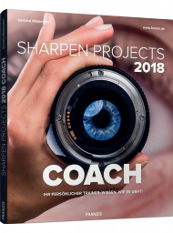 SHARPEN projects 2018 Coach, ISBN: 978-3-645-60616-5, Best.Nr. FR-60616, erschienen 07/2018, € 29,95