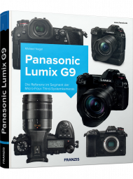 Panasonic LUMIX G9, ISBN: 978-3-645-60621-9, Best.Nr. FR-60621, erschienen 09/2018, € 14,99