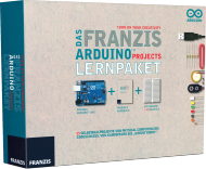 Das Franzis Arduino Projects Lernpaket, Best.Nr. FR-65185, € 79,95