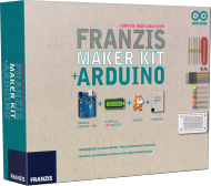 Franzis Arduino Maker Kit, Best.Nr. FR-65219, € 79,95