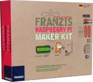 Franzis Raspberry Pi Maker Kit, EAN: 9783645652698, Best.Nr. FR-65269, erschienen 11/2014, € 79,95