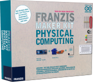 Franzis Maker Kit Physical Computing, Best.Nr. FR-65284, € 119,95