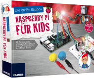 Die gro�e Baubox Raspberry Pi f�r Kids, Best.Nr. FR-65291, € 49,95