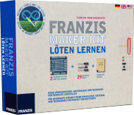 Franzis Maker Kit - Löten lernen, Best.Nr. FR-65318, € 29,95