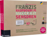 Franzis Raspberry Pi Maker Kit Sensoren, Best.Nr. FR-65355, € 79,95