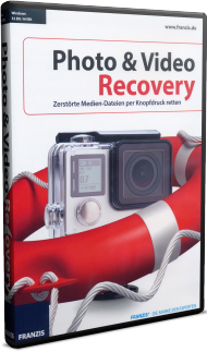 Photo & Video Recovery, Best.Nr. FR-70539, € 29,95