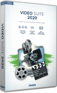 Video Suite 2020, EAN: 4019631707949, Best.Nr. FR-70794, erschienen 10/2019, € 49,95