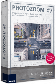 FRANZIS PHOTOZOOM 7 (Download), EAN: 9783645309875, Best.Nr. FRO-0987, erschienen 11/2018, € 49,95