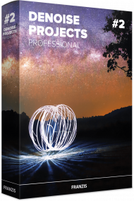 FRANZIS DENOISE PROJECTS 2 Professional (Download), EAN: 4019631310019, Best.Nr. FRO-1001, erschienen 11/2018, € 49,95